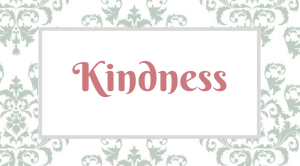 Fruitful Disciplines_ Kindness