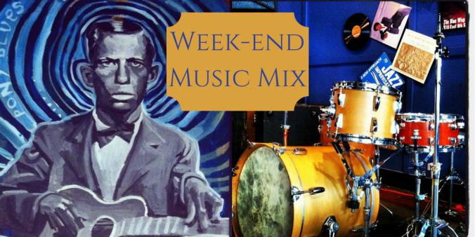 Weekend Music Mix